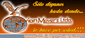 BOLIVIAN MOVERS LTDA.